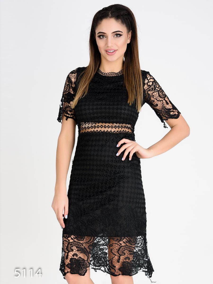 Сукня чорна | 4184998
