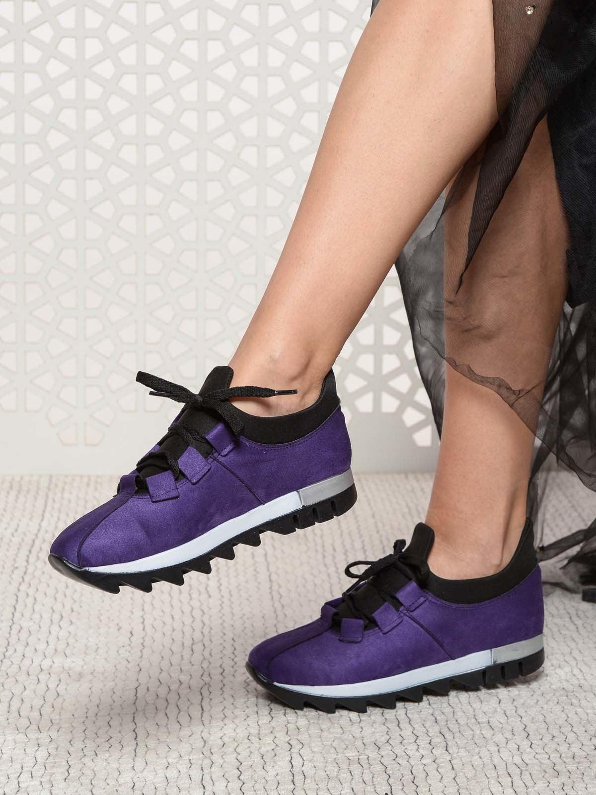 Кросівки двоколірні | 4185359