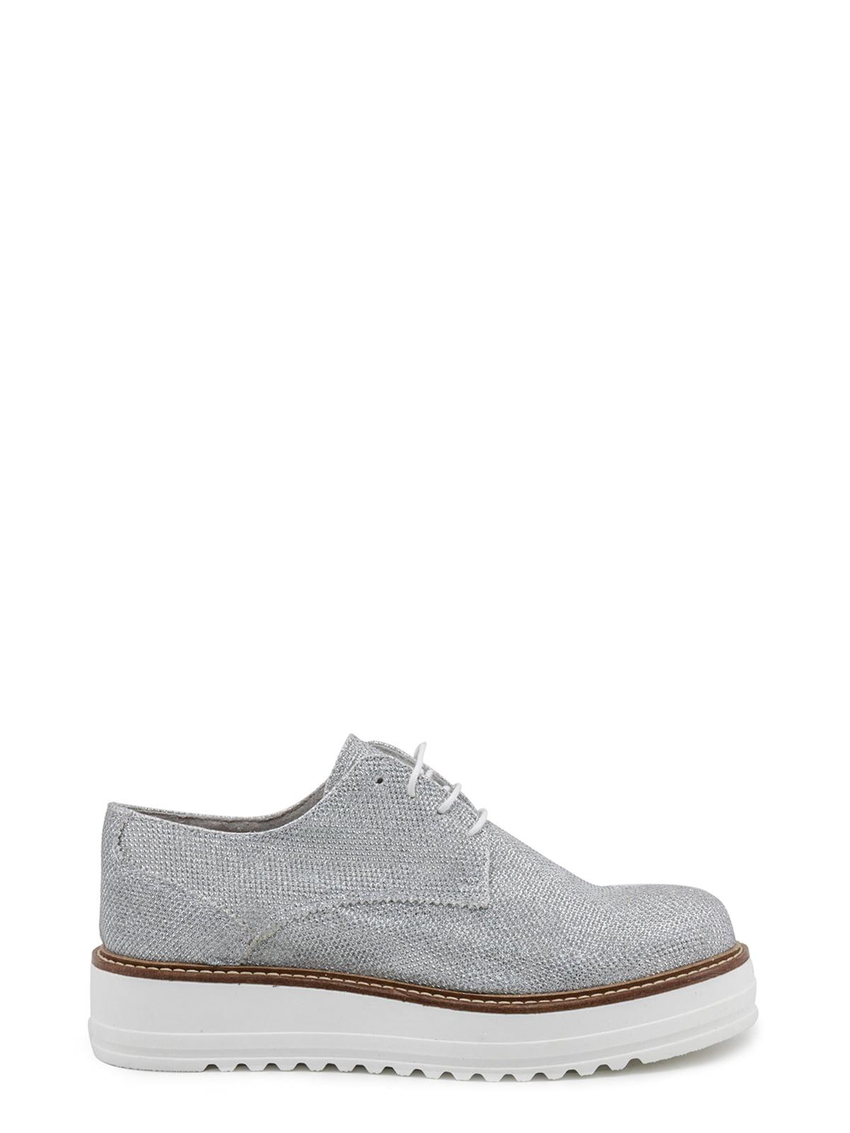 Туфли серебристые | 4174472