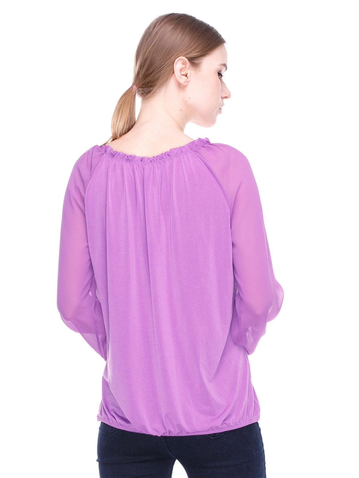 Блуза бузкова   4180425   фото 2