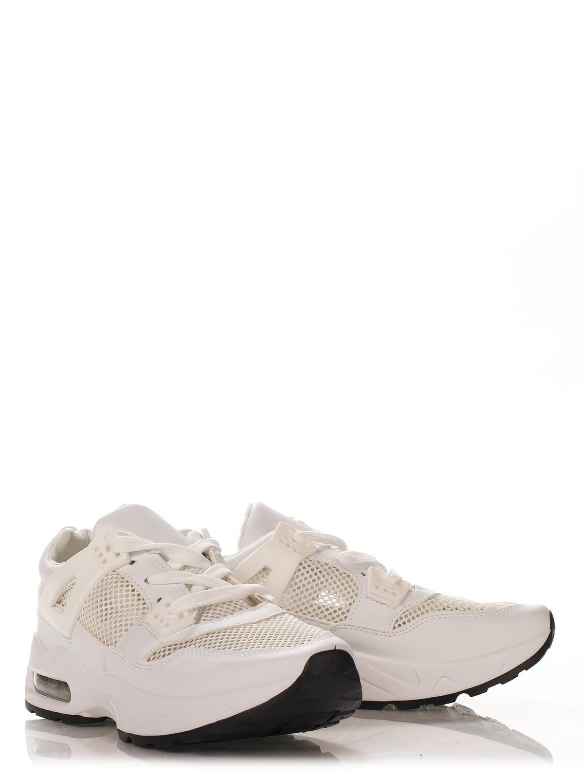 Кроссовки белые | 4001885