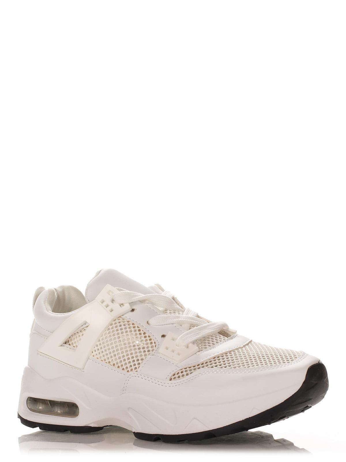 Кроссовки белые | 4001885 | фото 2