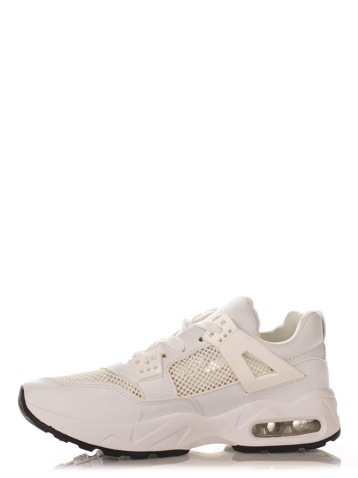 Кроссовки белые | 4001885 | фото 3