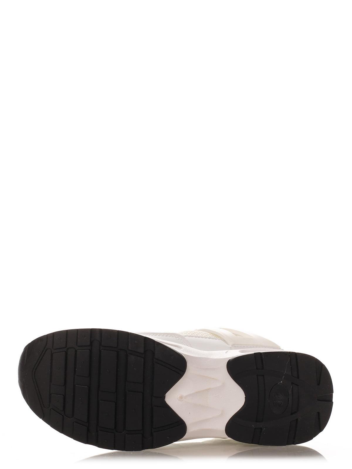 Кроссовки белые | 4001885 | фото 5