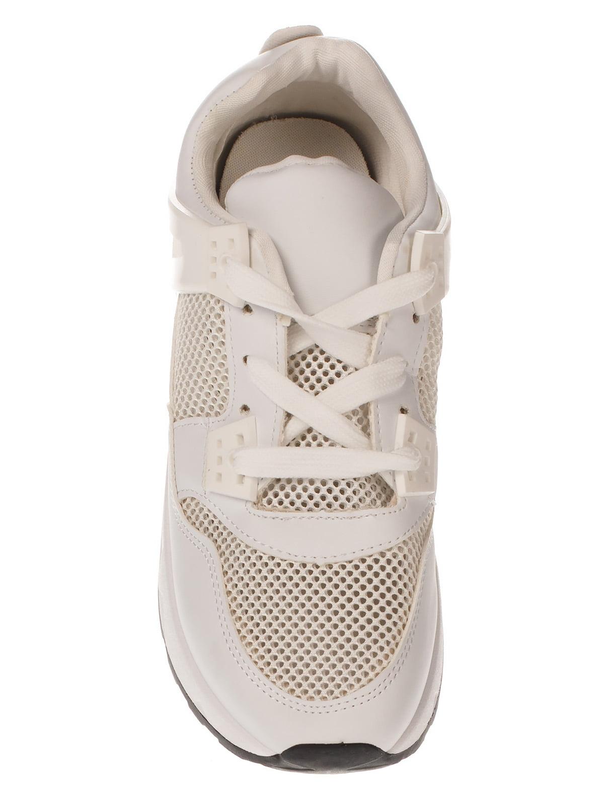 Кроссовки белые | 4001885 | фото 6