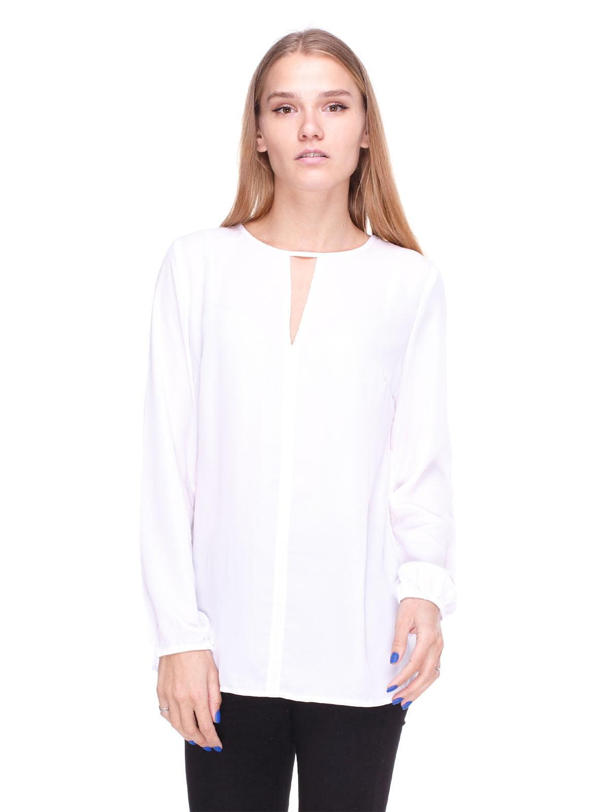 Блуза біла | 4180422