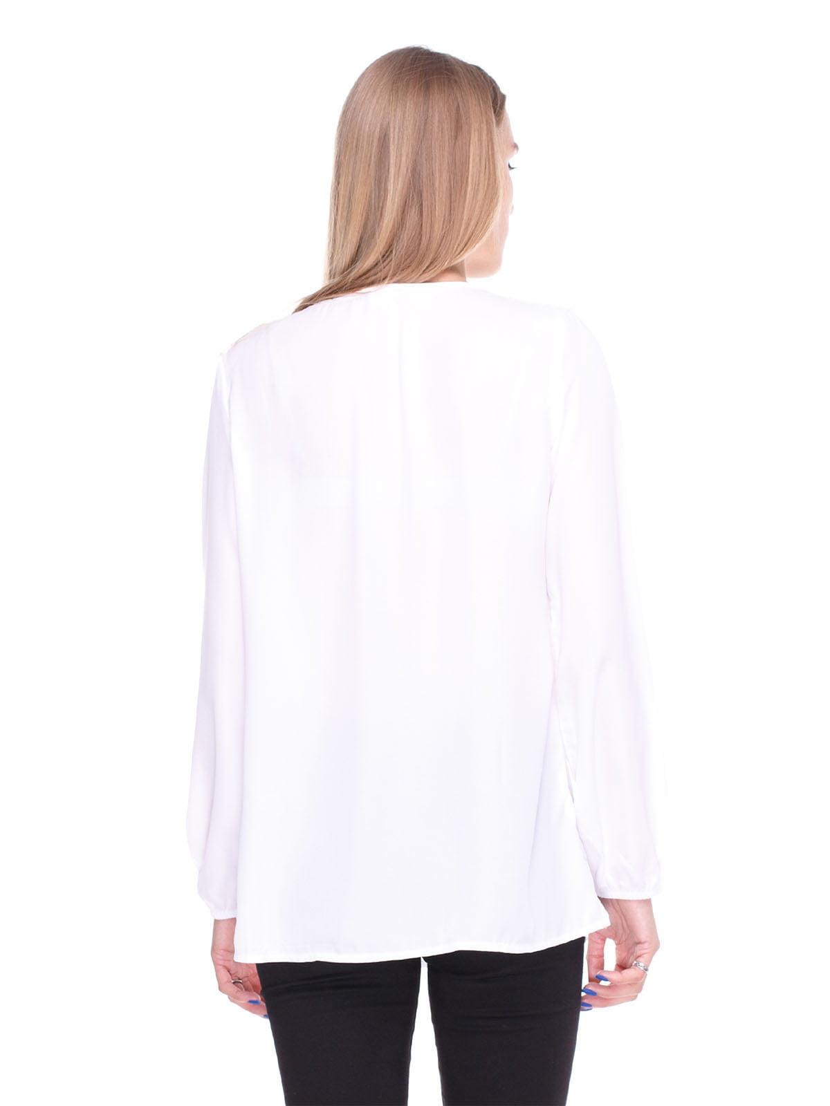 Блуза біла | 4180422 | фото 2