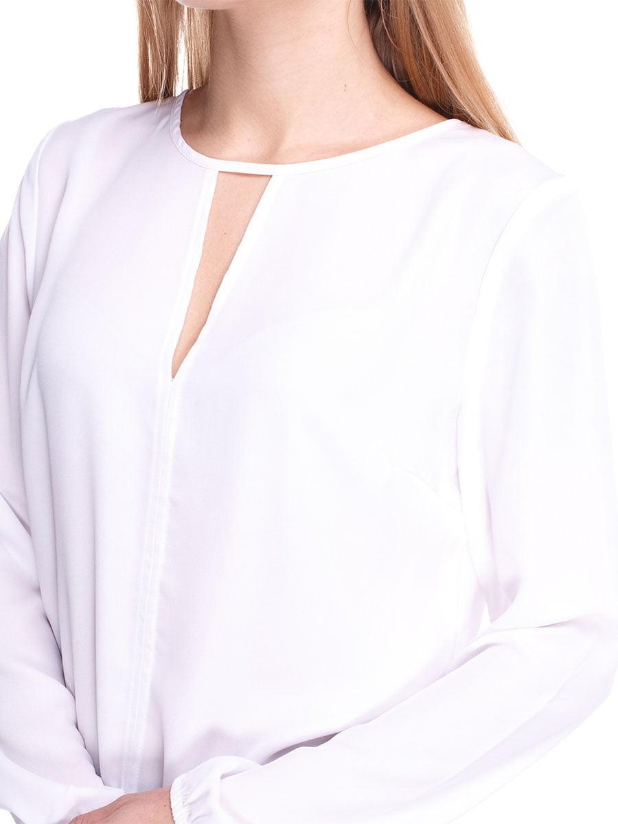 Блуза біла | 4180422 | фото 3