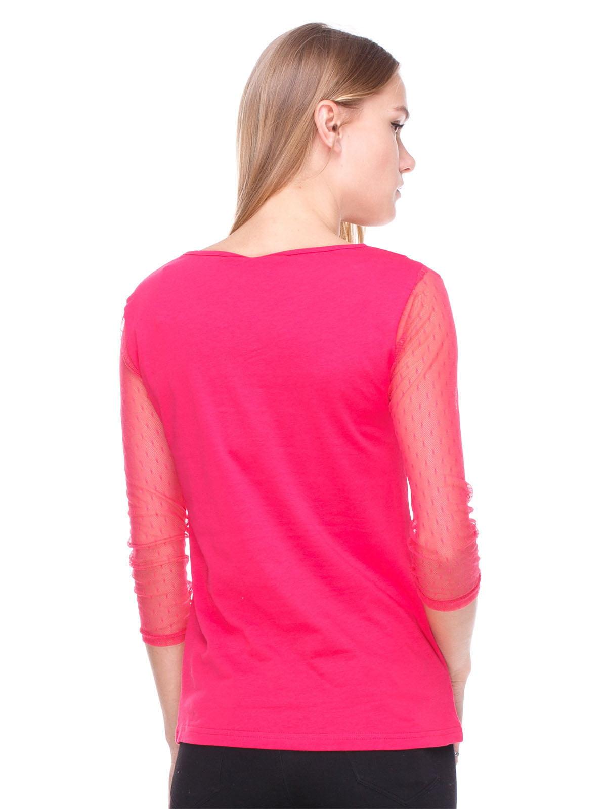 Блуза малинова | 4180416 | фото 2