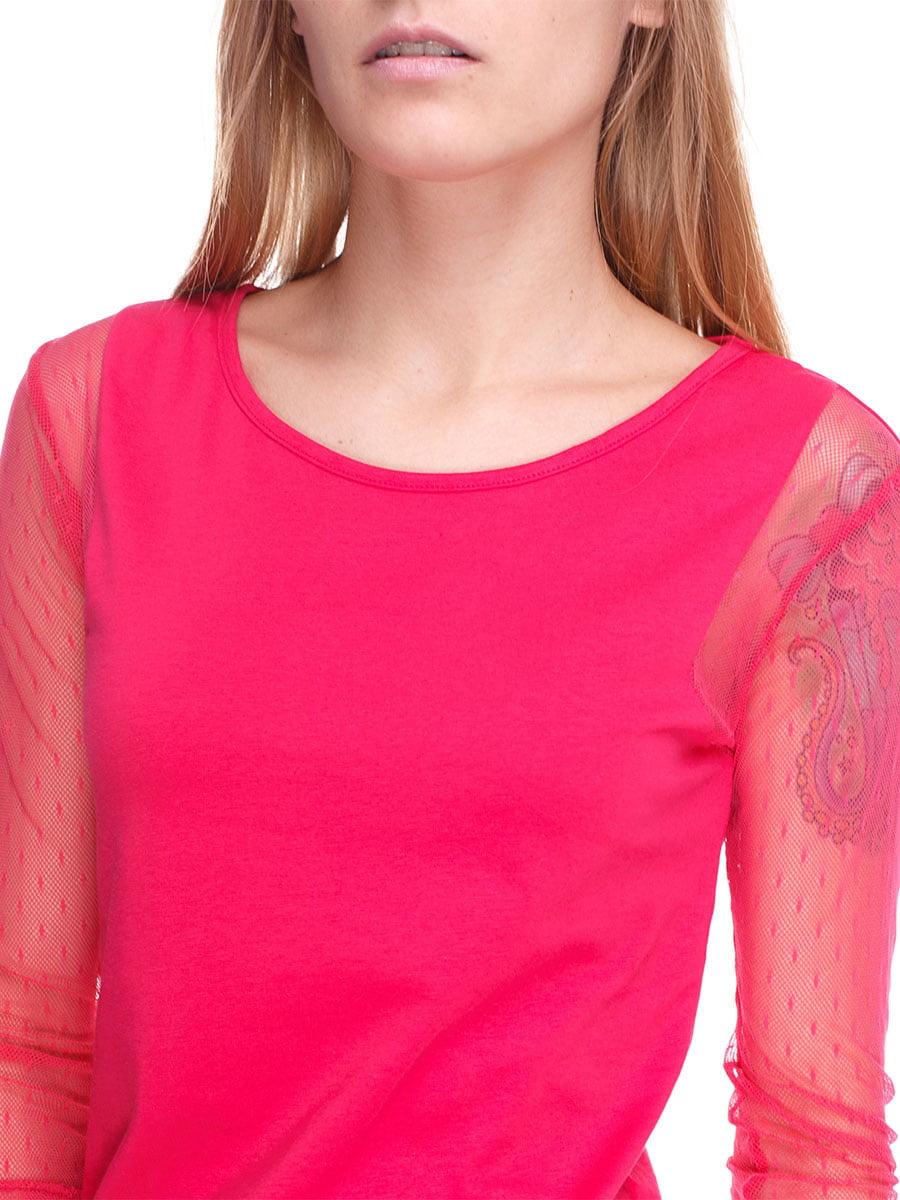 Блуза малинова | 4180416 | фото 3