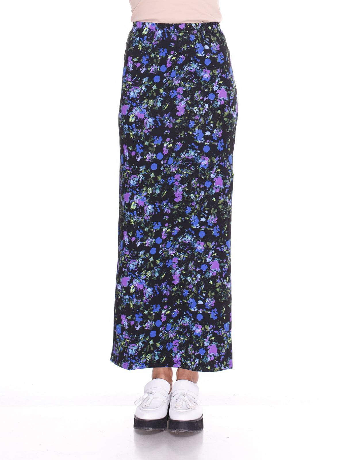 Спідниця в квітковий принт   4180720   фото 2