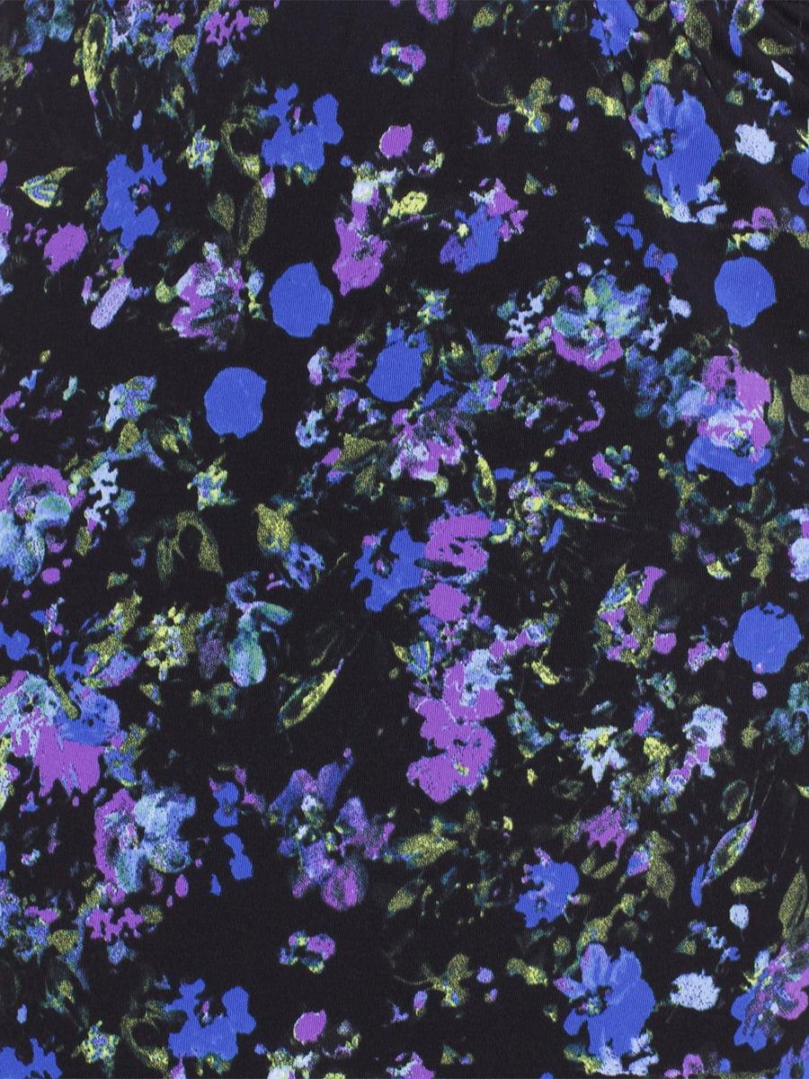 Спідниця в квітковий принт   4180720   фото 4