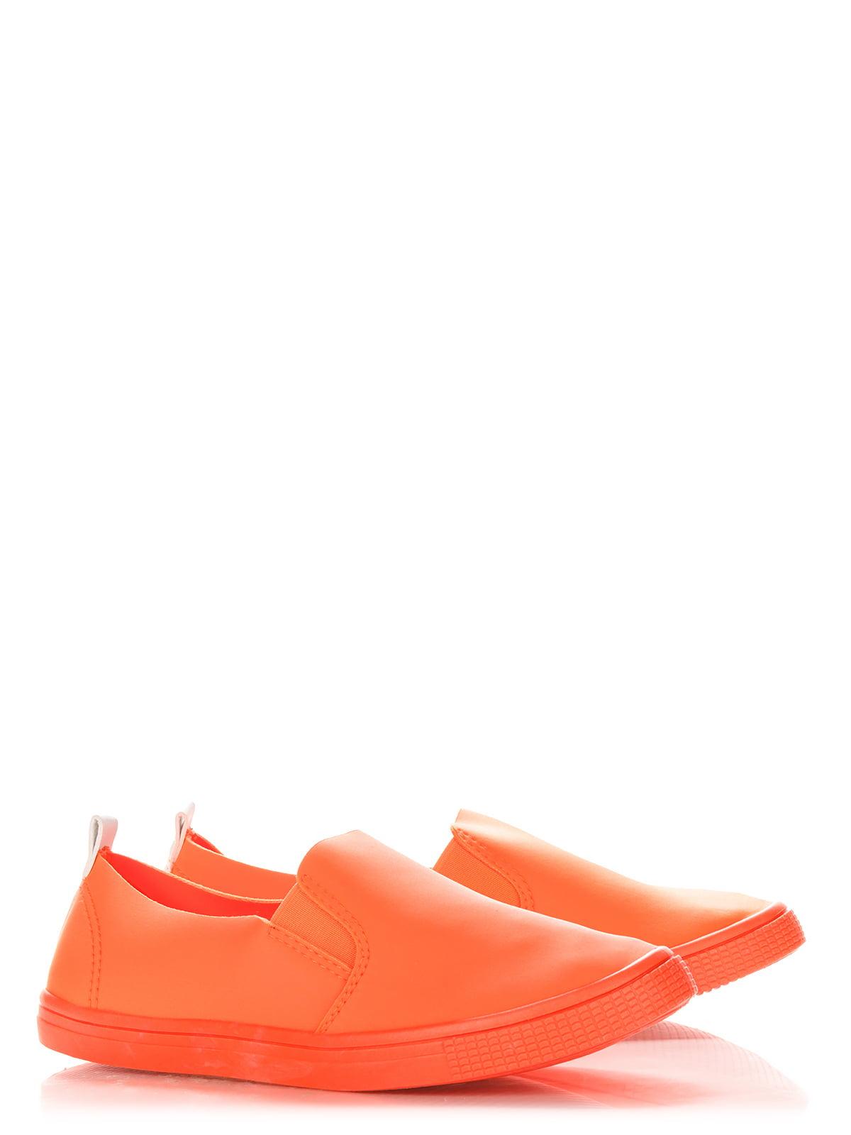 Слипоны оранжевые | 2743406