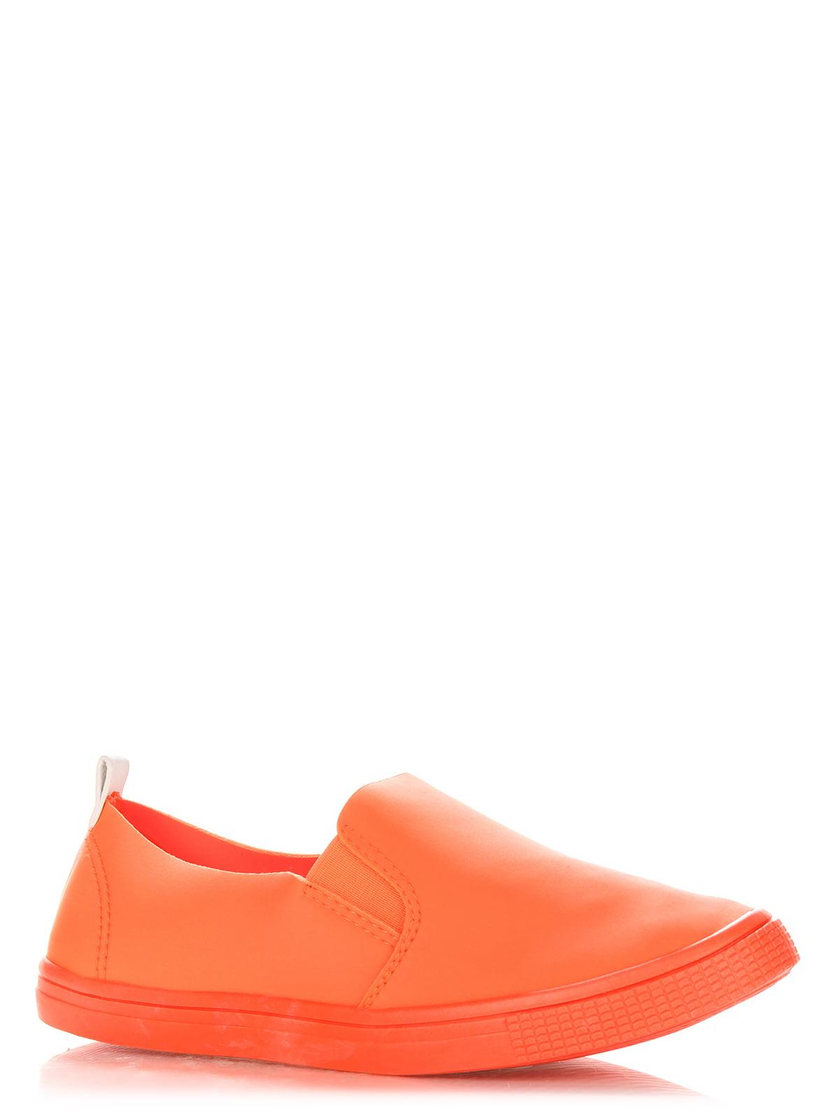 Слипоны оранжевые | 2743406 | фото 2