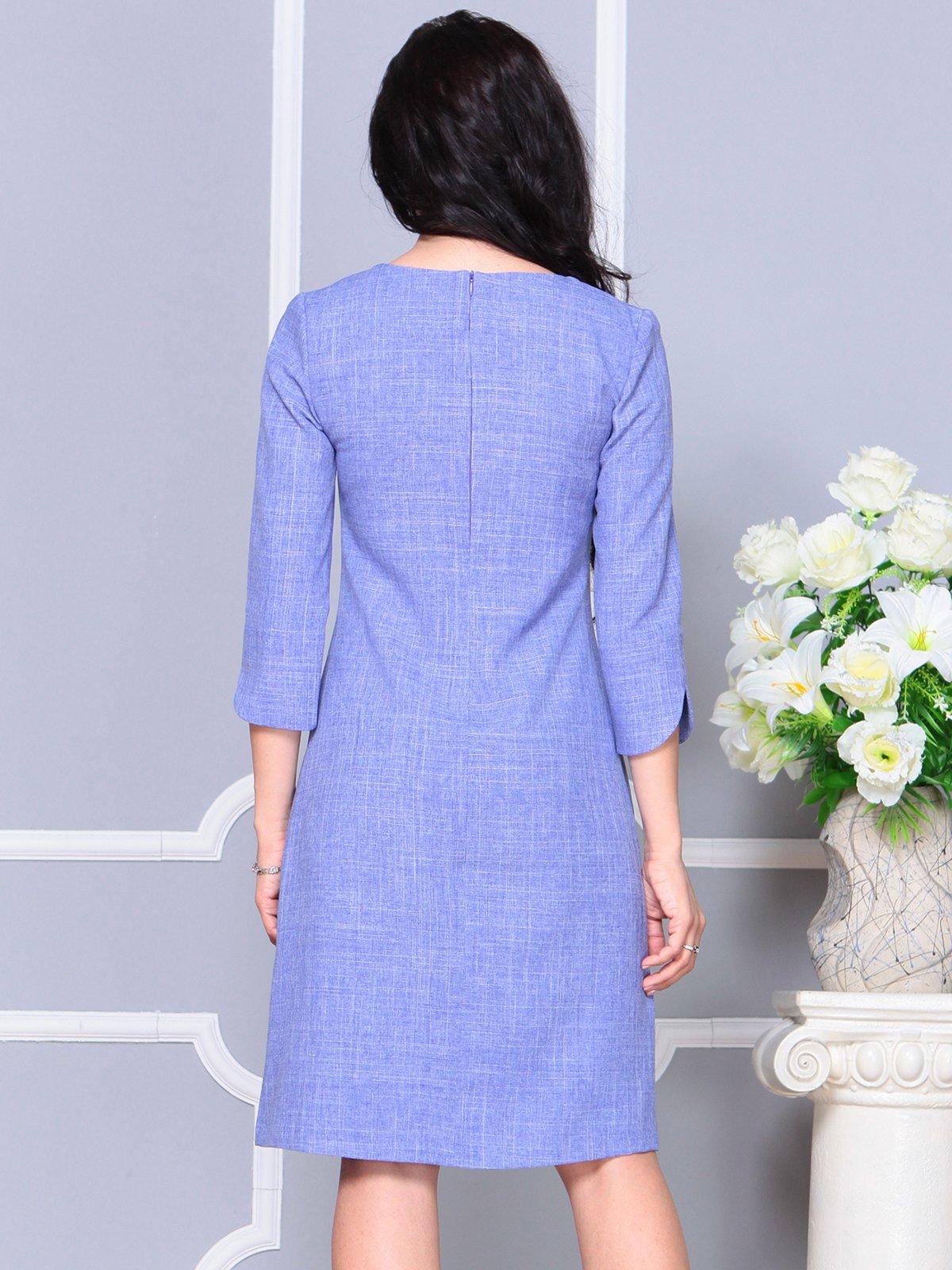 Платье фиолетовое | 4191520 | фото 2