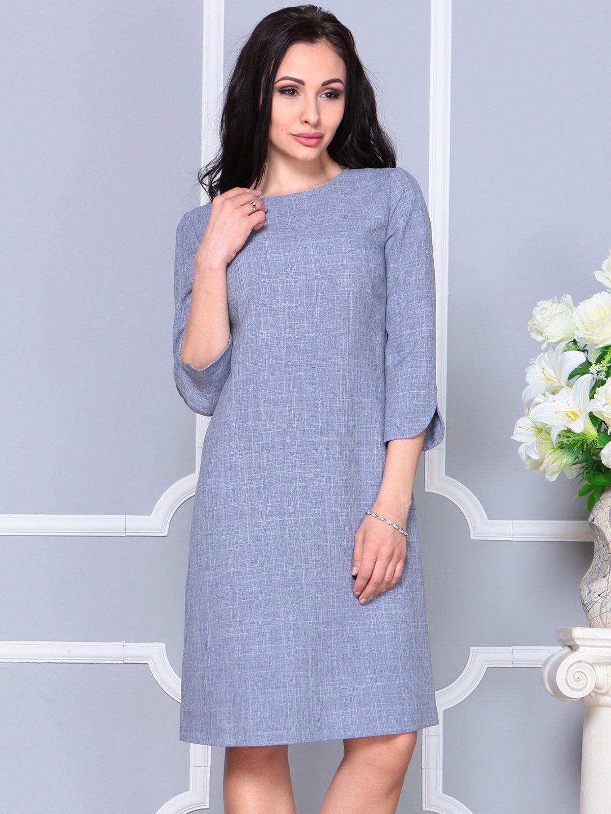 Платье цвета фиолетовой дымки | 4191521