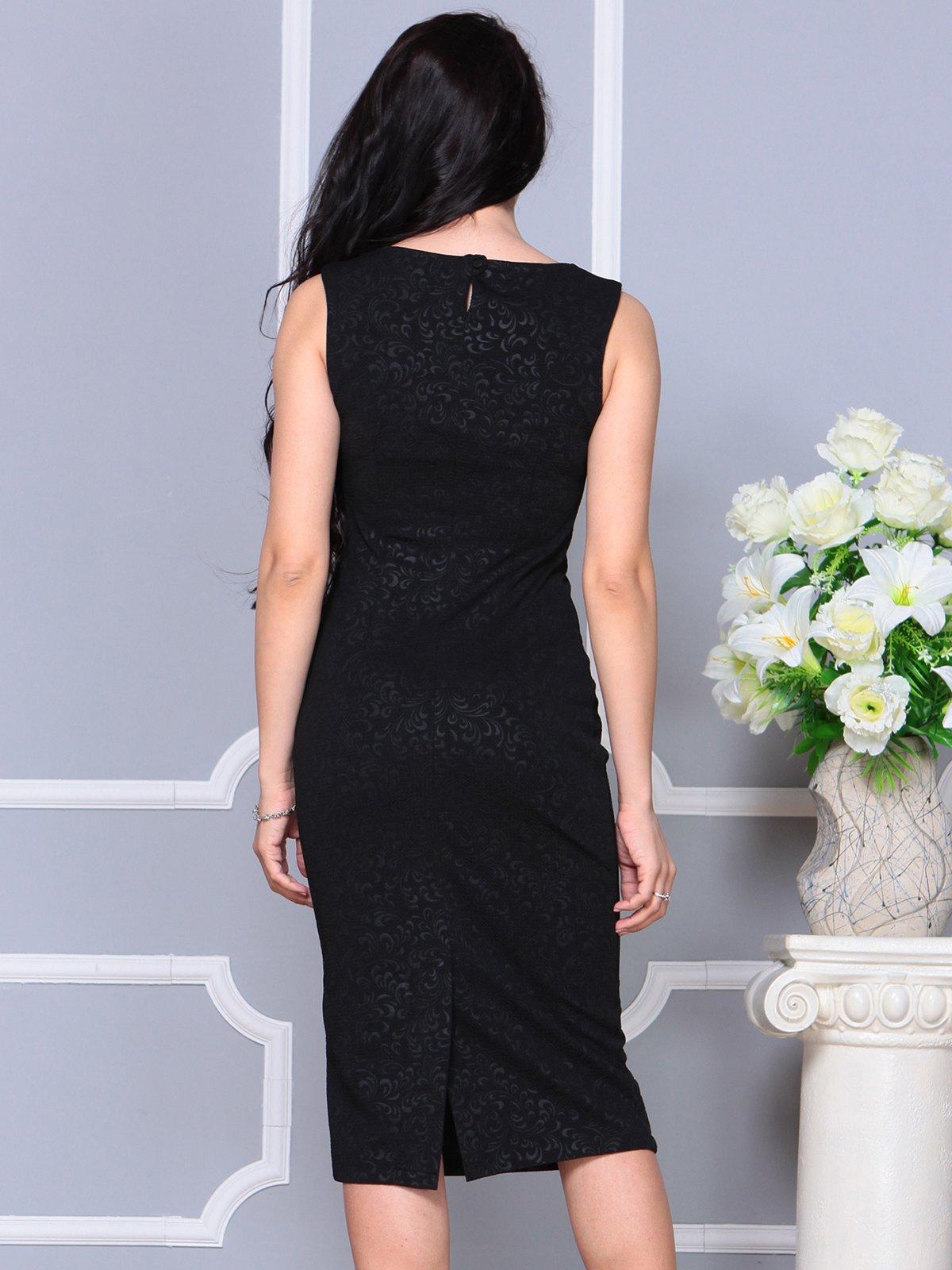 Платье черное | 4191527 | фото 2