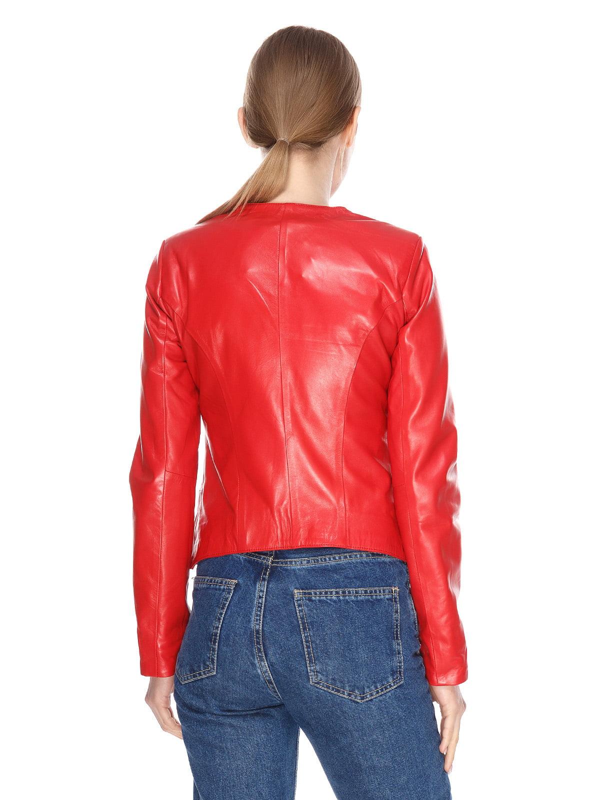 Куртка червона   4191405   фото 2