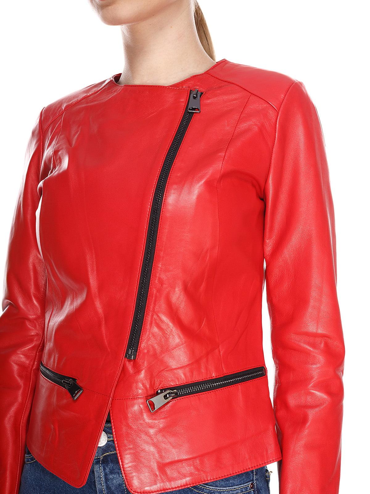 Куртка червона   4191405   фото 3