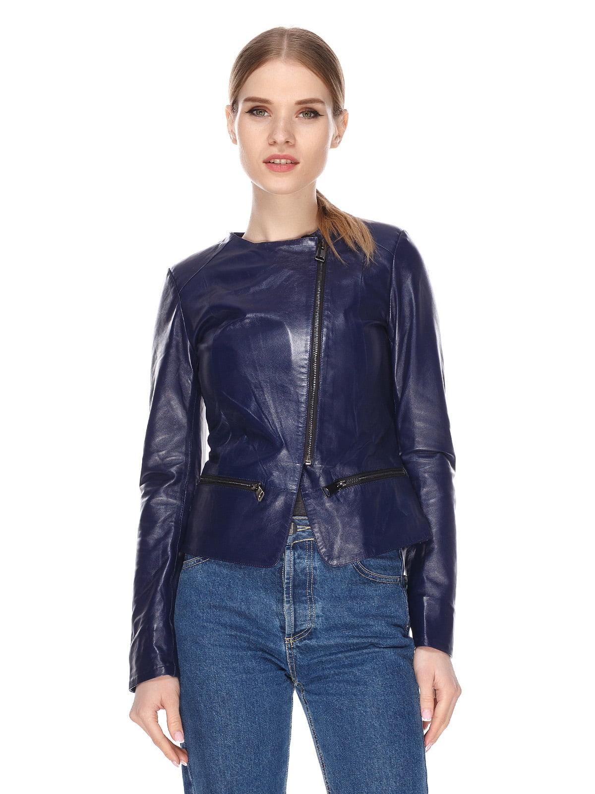 Куртка синя | 4191404