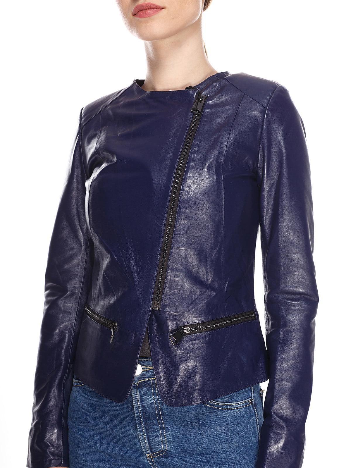 Куртка синя | 4191404 | фото 3