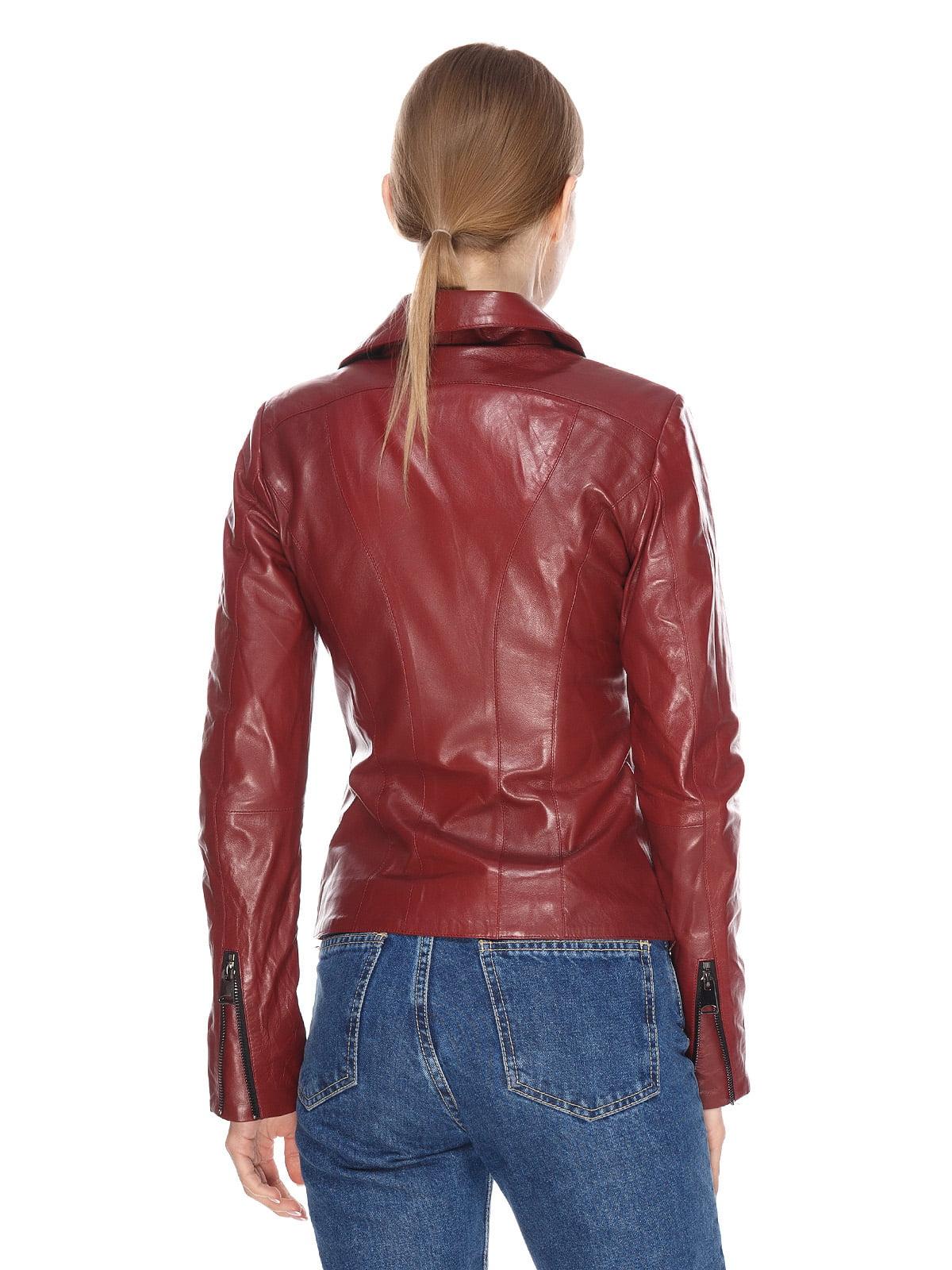 Куртка бордова | 4191413 | фото 2