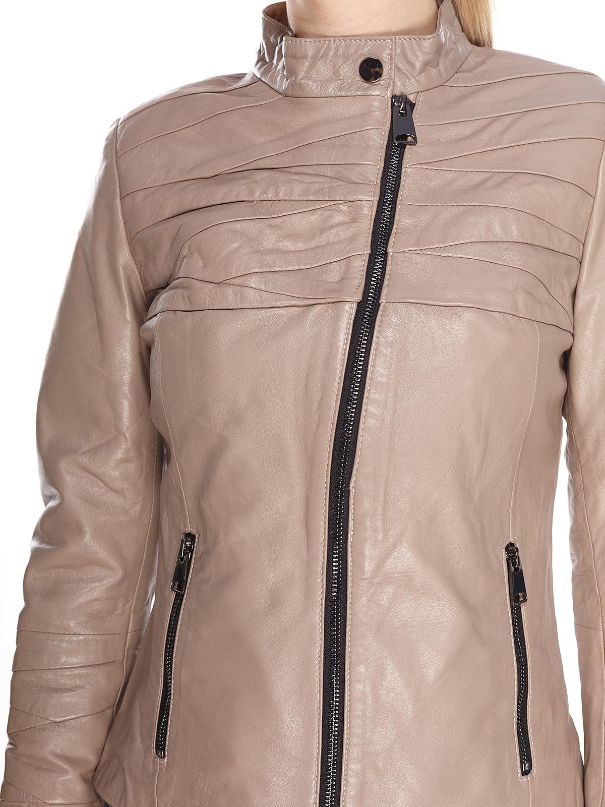 Куртка бежева | 4191403 | фото 3