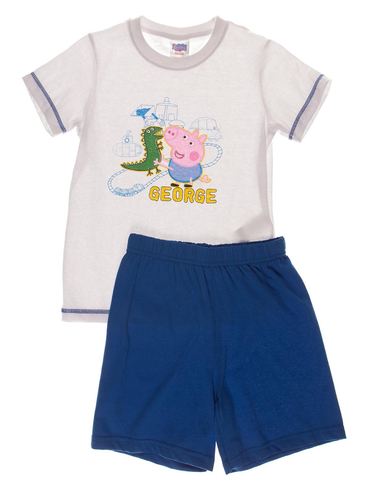 Піжама: футболка і шорти | 4180571