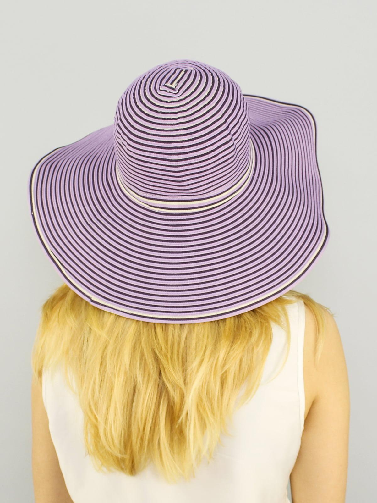 Шляпа фиолетовая   4192568   фото 2