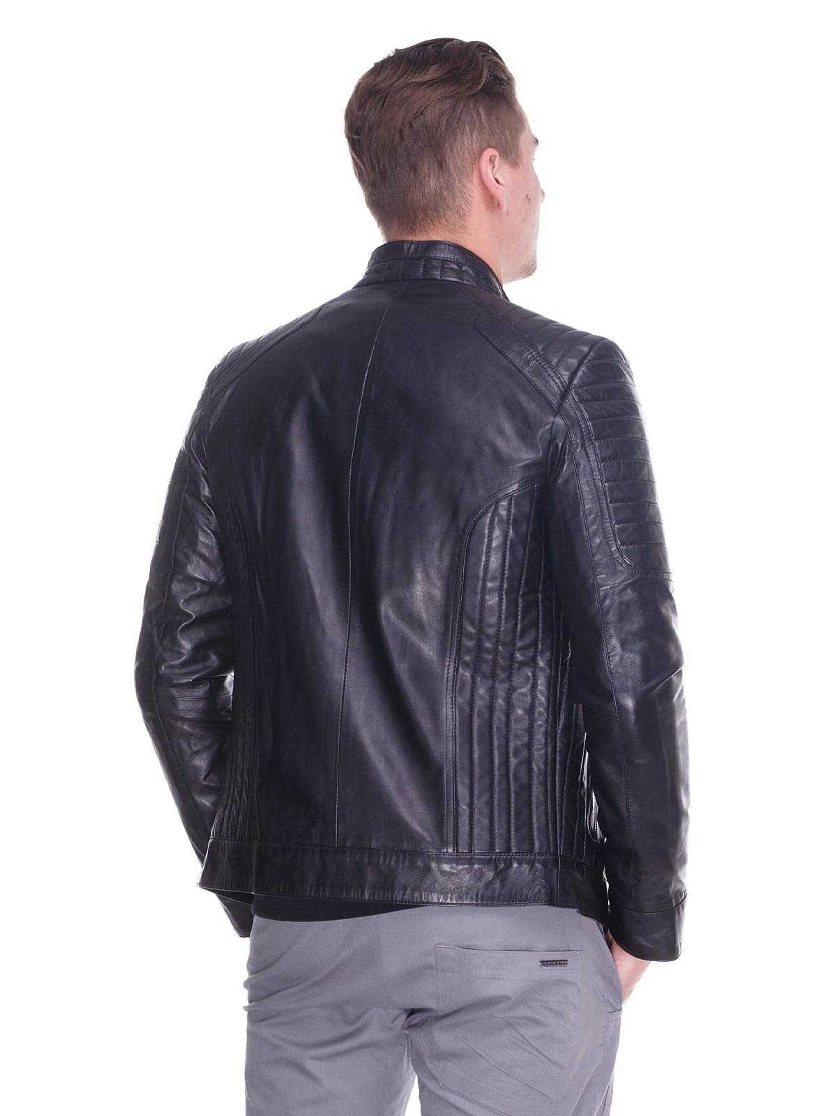 Куртка чорна | 4191422 | фото 2