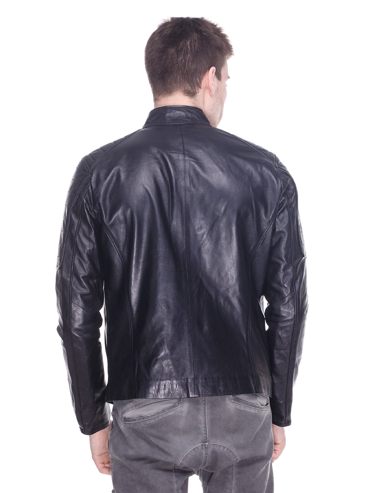 Куртка чорна | 4191420 | фото 2