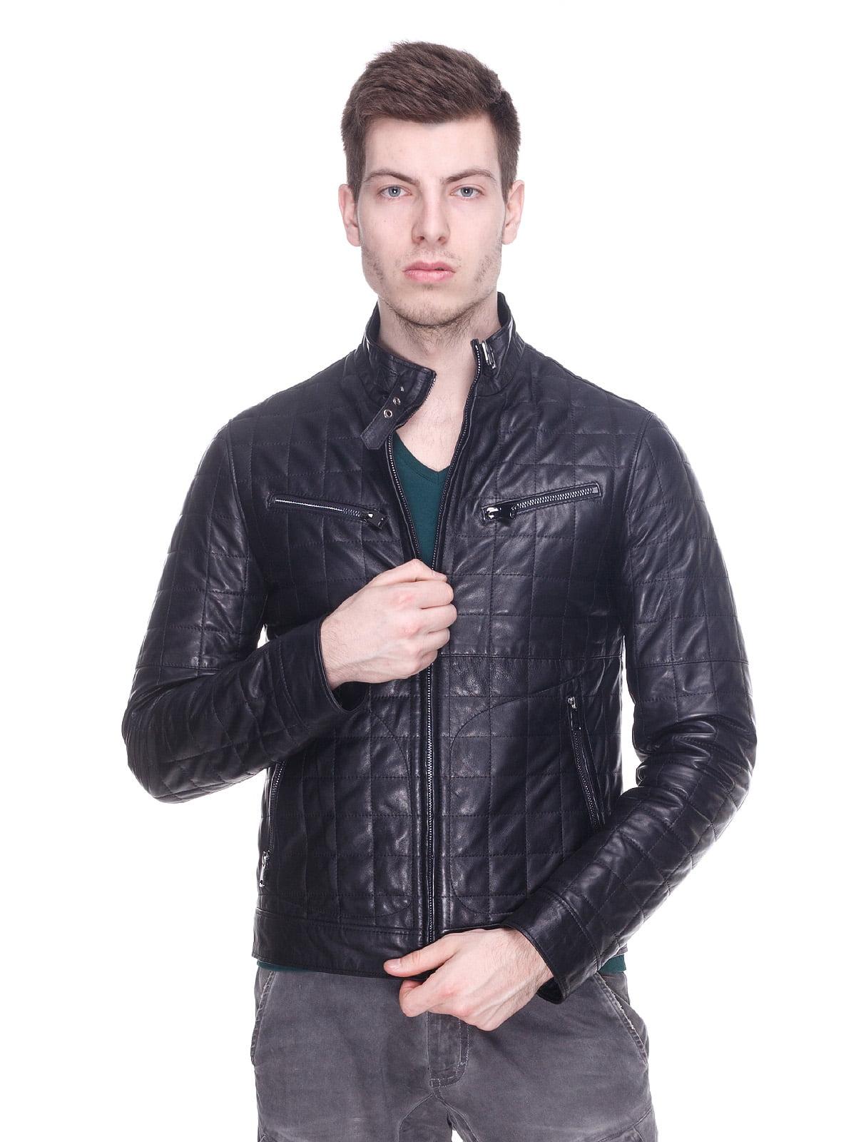 Куртка чорна | 4191421