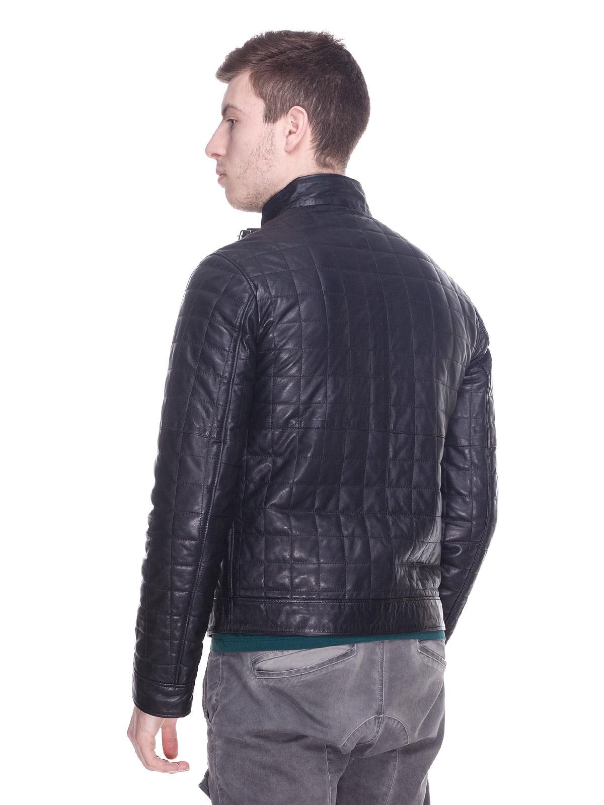 Куртка чорна | 4191421 | фото 2