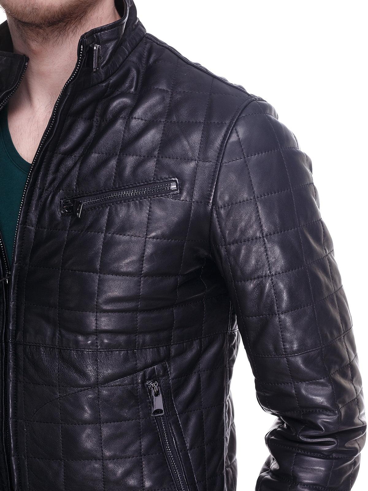 Куртка чорна | 4191421 | фото 3