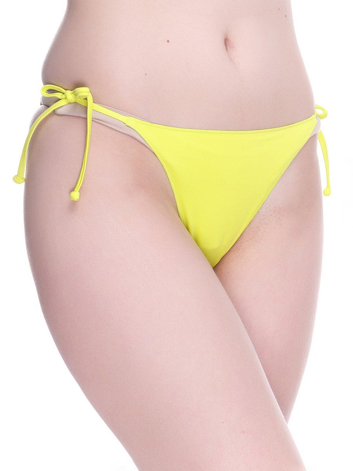 Труси жовті купальні | 4180288