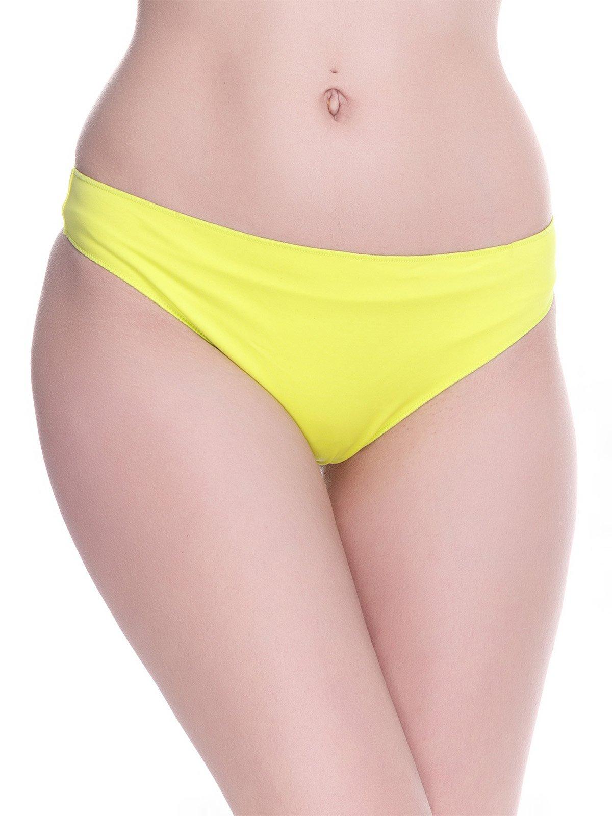 Труси жовті купальні | 4180264