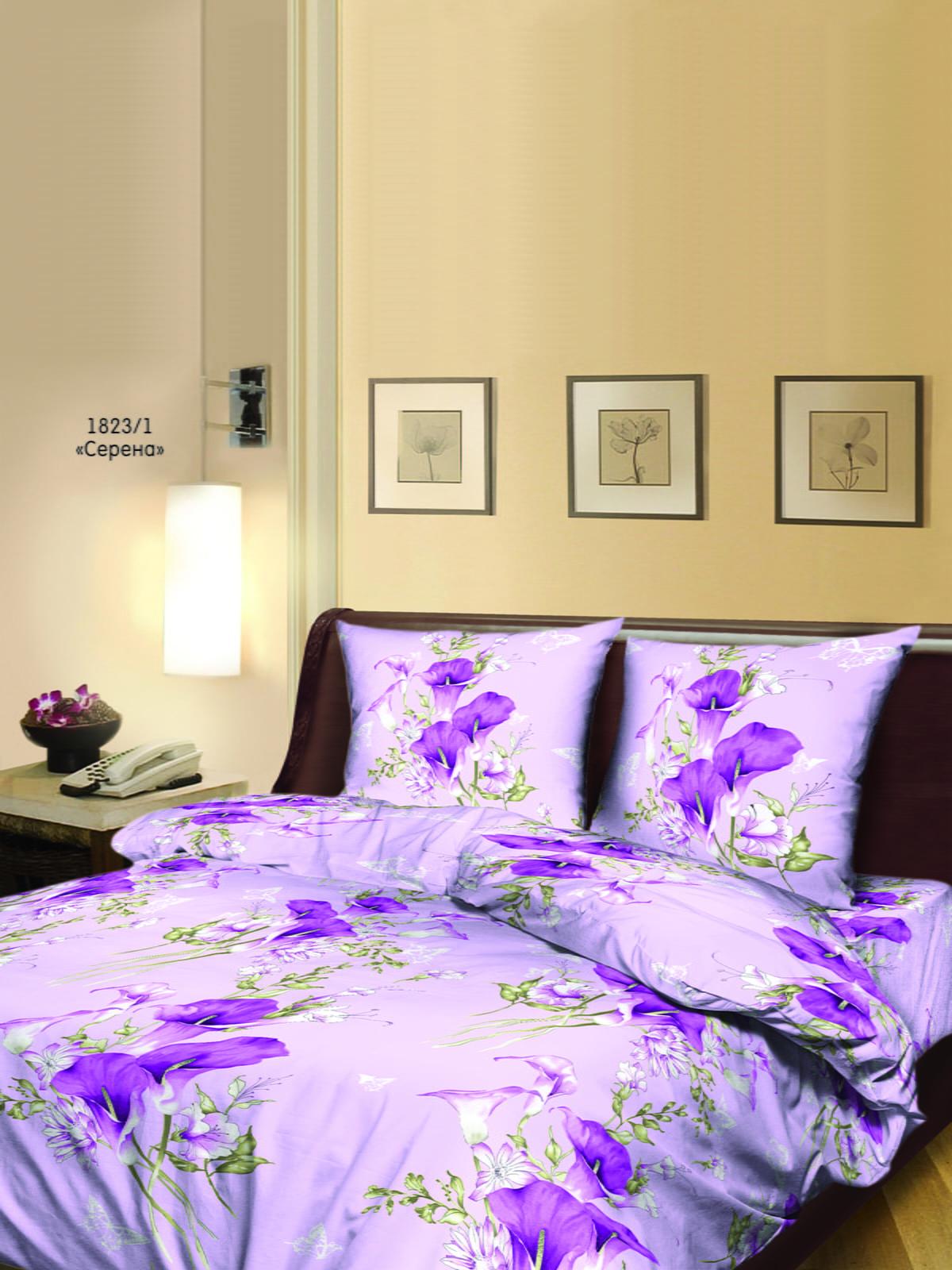 Комплект постельного белья двуспальный (евро) | 4053722