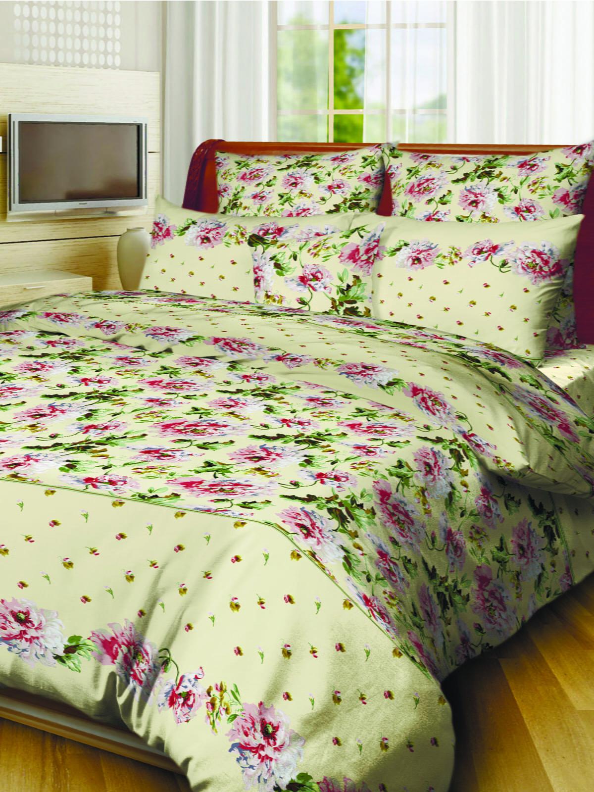 Комплект постельного белья двуспальный (евро) | 4053725