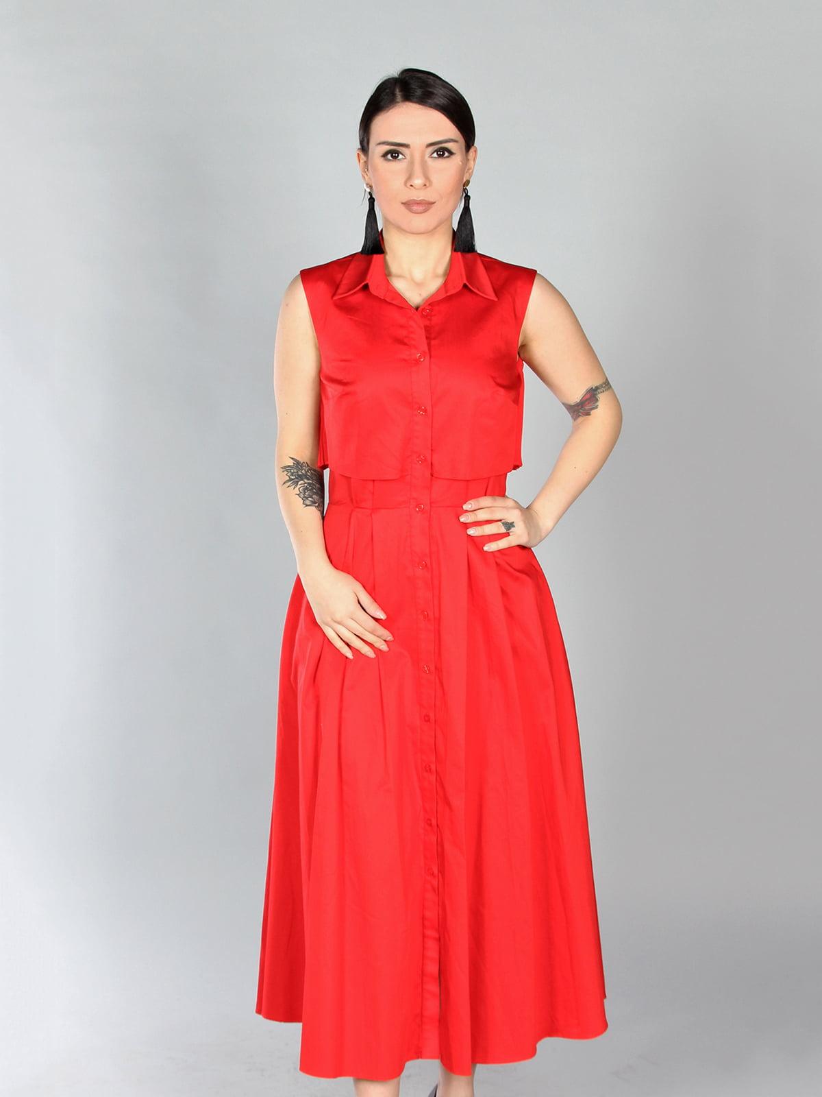 Сукня червона | 4197256