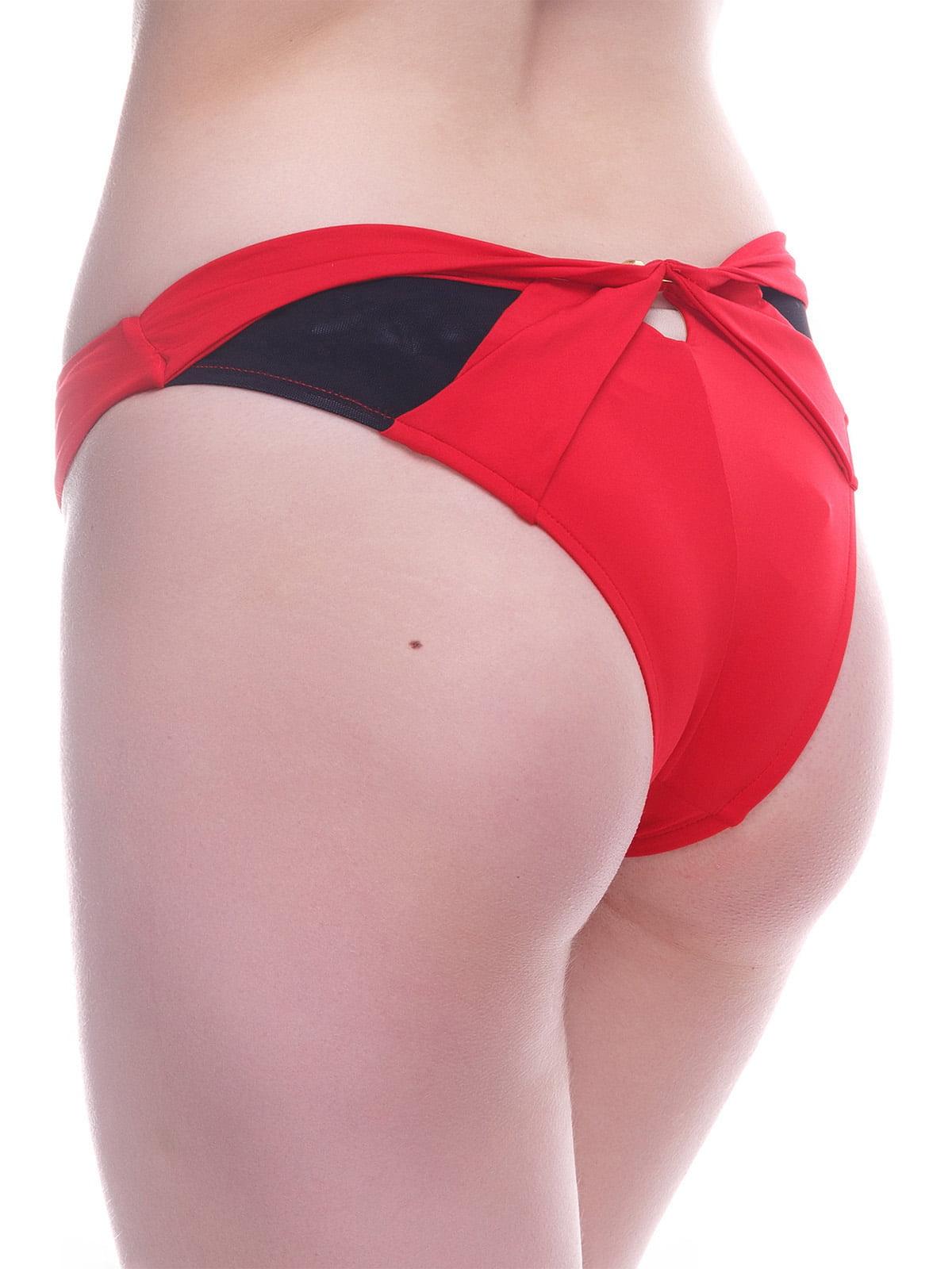 Труси червоні купальні | 4180281 | фото 2