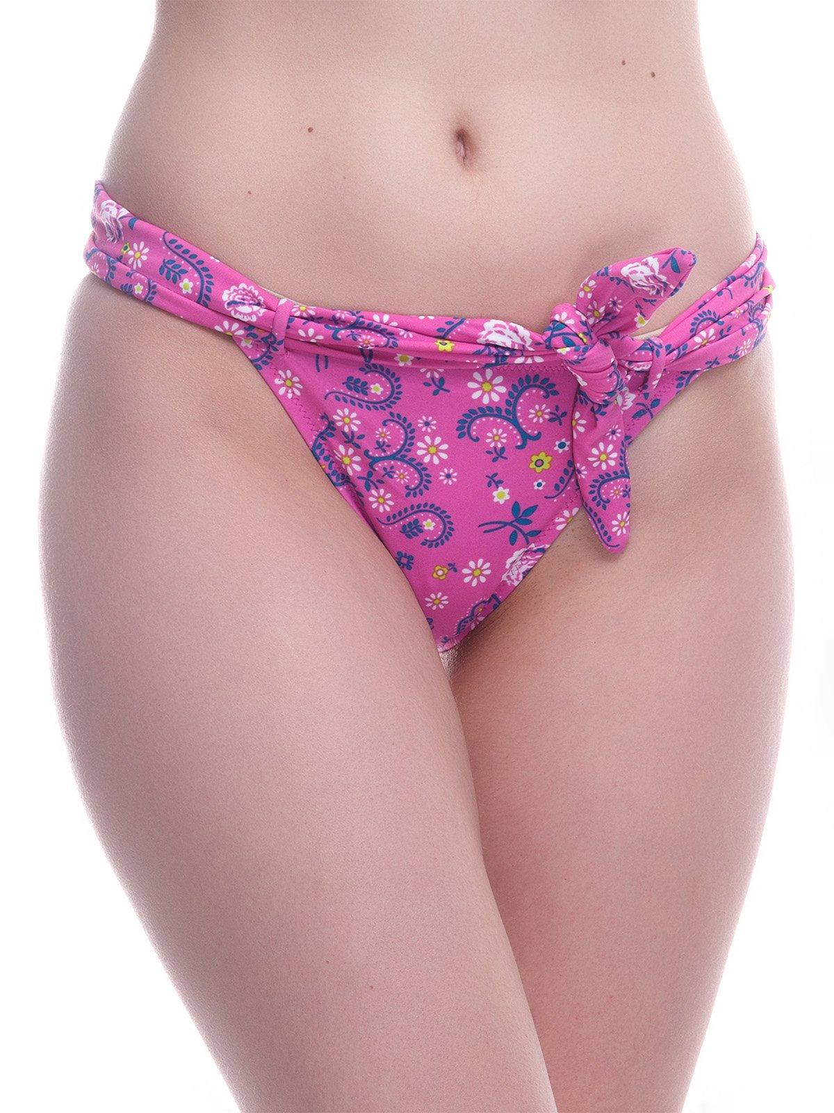 Труси рожеві купальні | 4180289