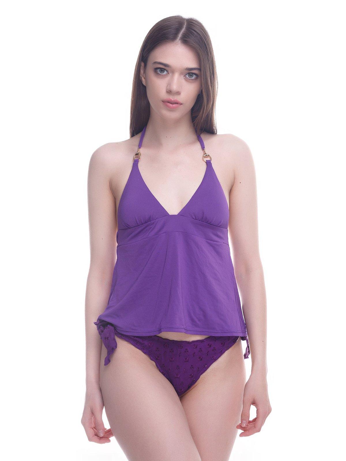 Топ фіолетовий купальний | 4180142