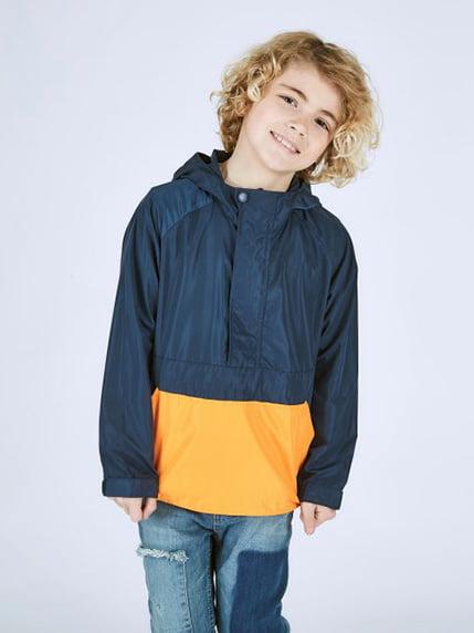 Куртка двоколірна   4136236