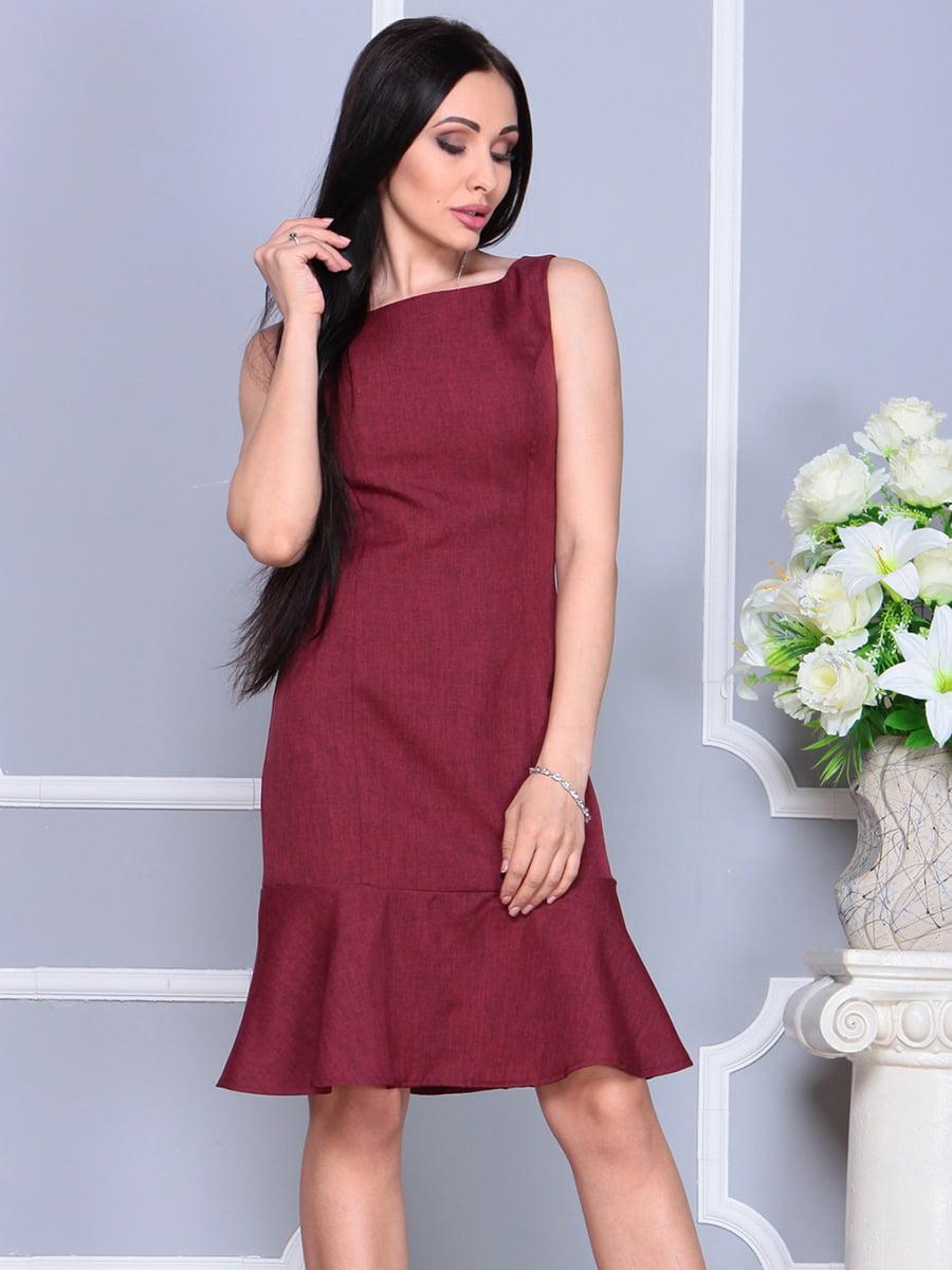 Сукня сливового кольору   4201138