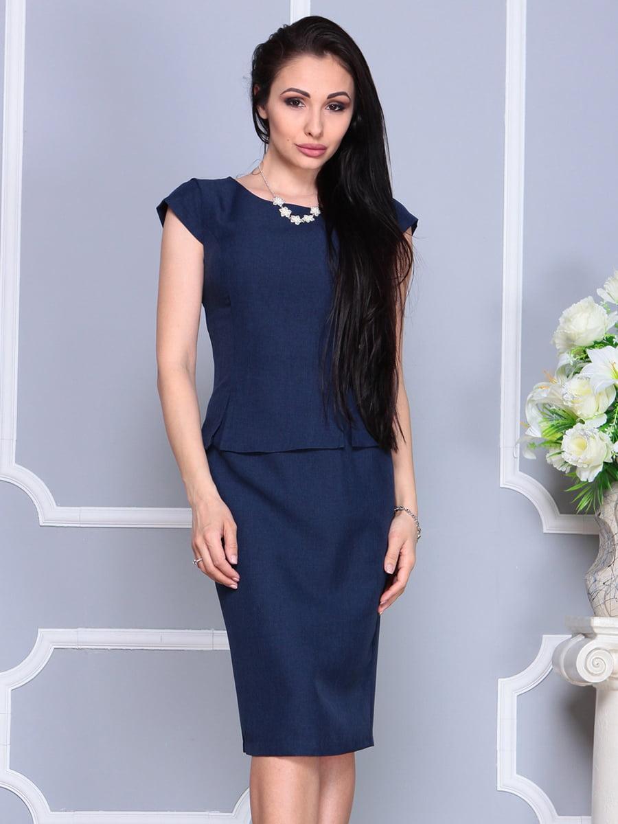 Костюм: блуза и юбка | 4201140