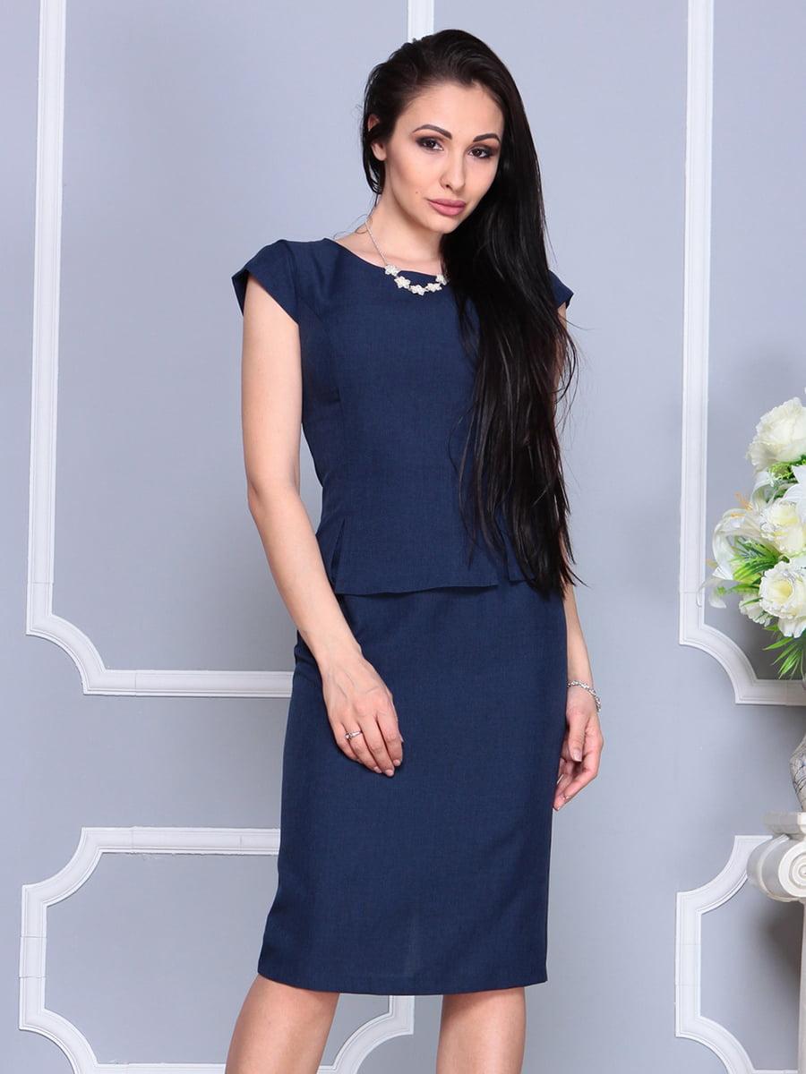 Костюм: блуза и юбка | 4201140 | фото 3