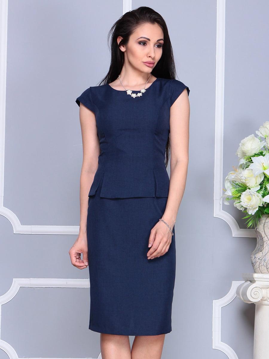 Костюм: блуза и юбка | 4201140 | фото 4