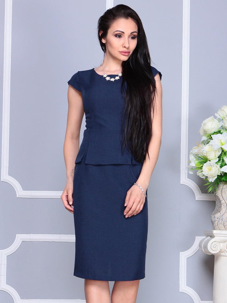 Костюм: блуза и юбка | 4201140 | фото 5
