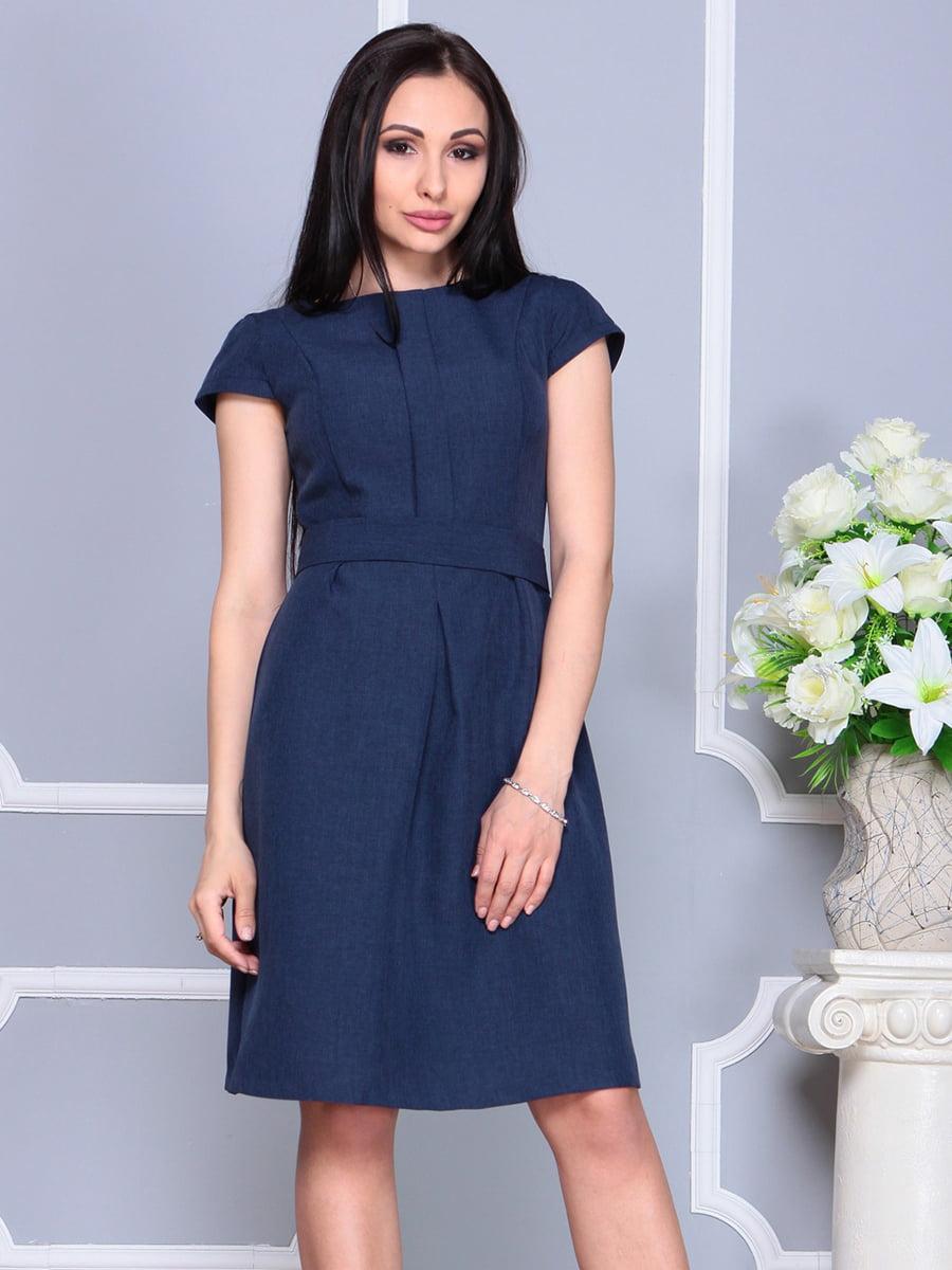 Сукня темно-синя   4201144