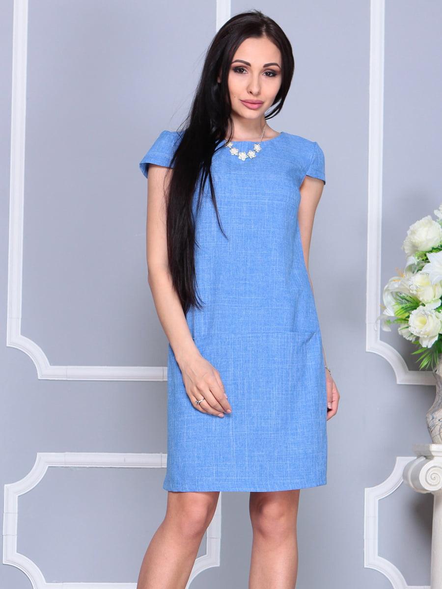 Сукня блакитна | 4201148
